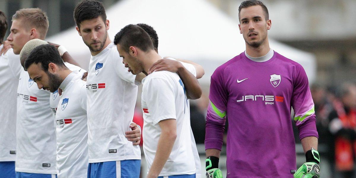 Luca Lazitch estime qu'Etzella aurait dû remporter ce derby.