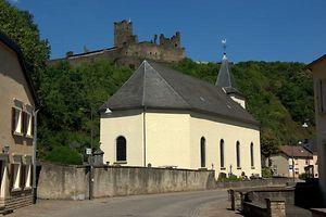 Die Kirchen in Brandenburg steht unter Denkmalschutz.