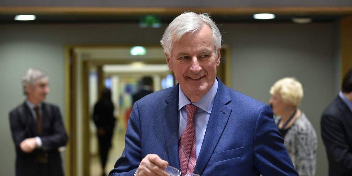 Michel Barnier, ancien commissaire et plusieurs fois ministre en France, n'a jamais dit qu'il briguerait à nouveau le poste, mais ses responsabilités actuelles l'ont remis sous les projecteurs.