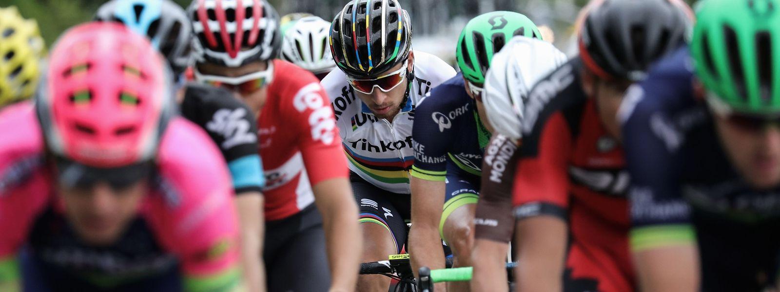 Die Tour de France könnte im kommenden Jahr durch Luxemburg rollen
