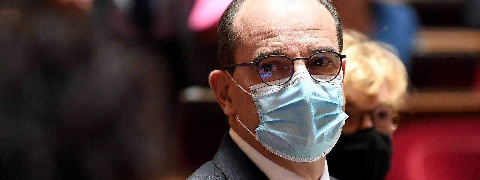 Le nouveau Premier ministre français, Jean Castex, a décidé d'avancer une mesure annoncée voilà deux jours par le président Macron.