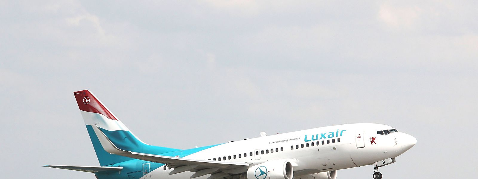Luxair aircraft