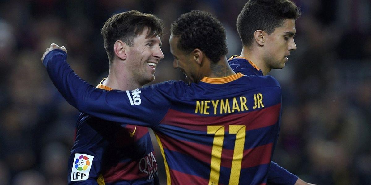 Neymar s'est moulé dans le collectif barcelonais