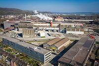 Auf dem Industrieareal von ArcelorMittal in Differdingen läuft die Stahlproduktion noch auf Hochtouren. Fast 40 Millionen Euro hat der Konzern in den zwei vergangenen Jahren in den Standort investiert.