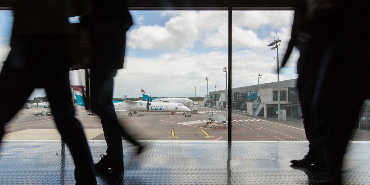Ab Juli können Passagiere das Terminal B nutzen.