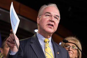 Der Arzt Tom Price gilt als erbitterter Gegner von Obamas Gesundheitsreform.