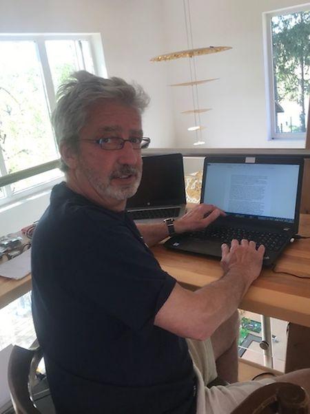 LW-Korrespondent Andreas Schwarz in Wien.