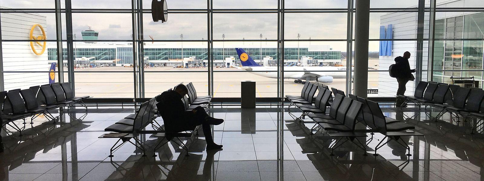 Inzwischen gibt es von Luxemburg aus acht Flugverbindungen nach München - vier von der Lufthansa, vier von der Luxair.
