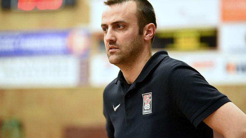 L'entraîneur differdangeois Elio Almeida ne tarit pas d'éloges sur Clervaux.