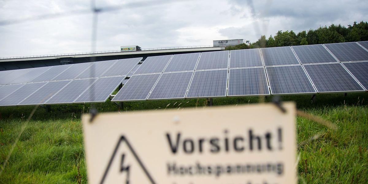 In Luxemburg braucht es zwei bis drei Jahre, bis eine Solaranlage die Energie erzeugt hat, die zur Produktion, dem Transport und der Installation der Module nötig war.