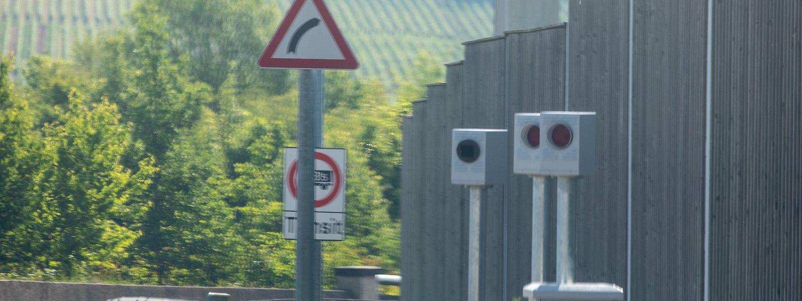 Installés aux abords du tunnel du Markusberg, les boîtiers du deuxième radar-tronçon du Luxembourg entrent en phase de test à compter de ce lundi. Pour une durée indéterminée.
