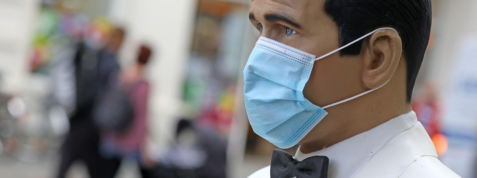 Das Nicht-Einhalten des Maskenpflicht soll künftig strenger bestraft werden.