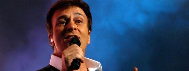 Tony Carreira é já um 'habitué' dos palcos luxemburgueses