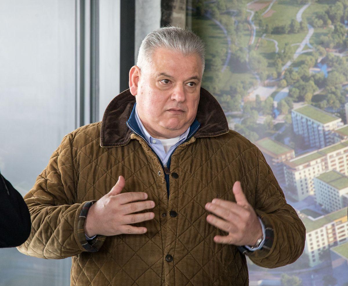 Für Flavio Becca sind die steigenden Immobilienpreise auch ein Symptom einer zu langsamen Verwaltung.