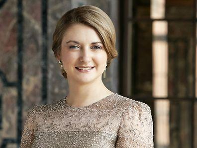 Erbgroßherzogin Stéphanie darf an diesem Samstag auf ihren 33. Geburtstag anstoßen.