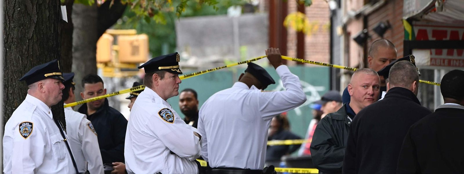 Der Vorfall passierte in Brooklyn.