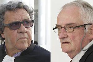 Gaston Vogel (links), der Hoffmann der Lüge bezichtigte, riskiert nun eine empfindliche Geldstrafe wegen Verleumdung.  (Fotos: Serge Waldbillig)