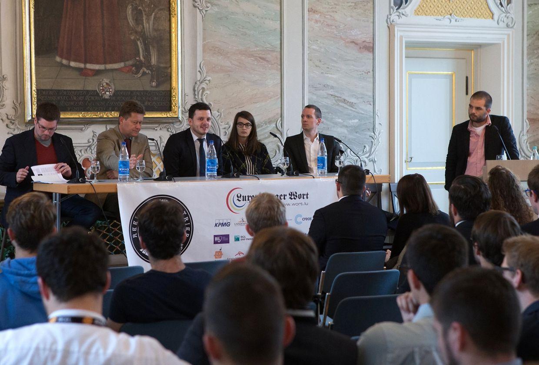 Leitthema des diesjährigen Reel-Treffens war der Bologna-Prozess.