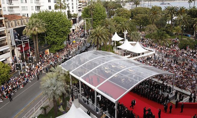 Cannes Film Festival kicks off on Tuesday evening