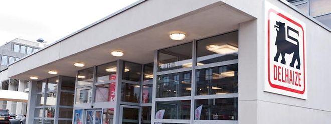 O Grupo Delhaize opera mais de 50 lojas no Luxemburgo.