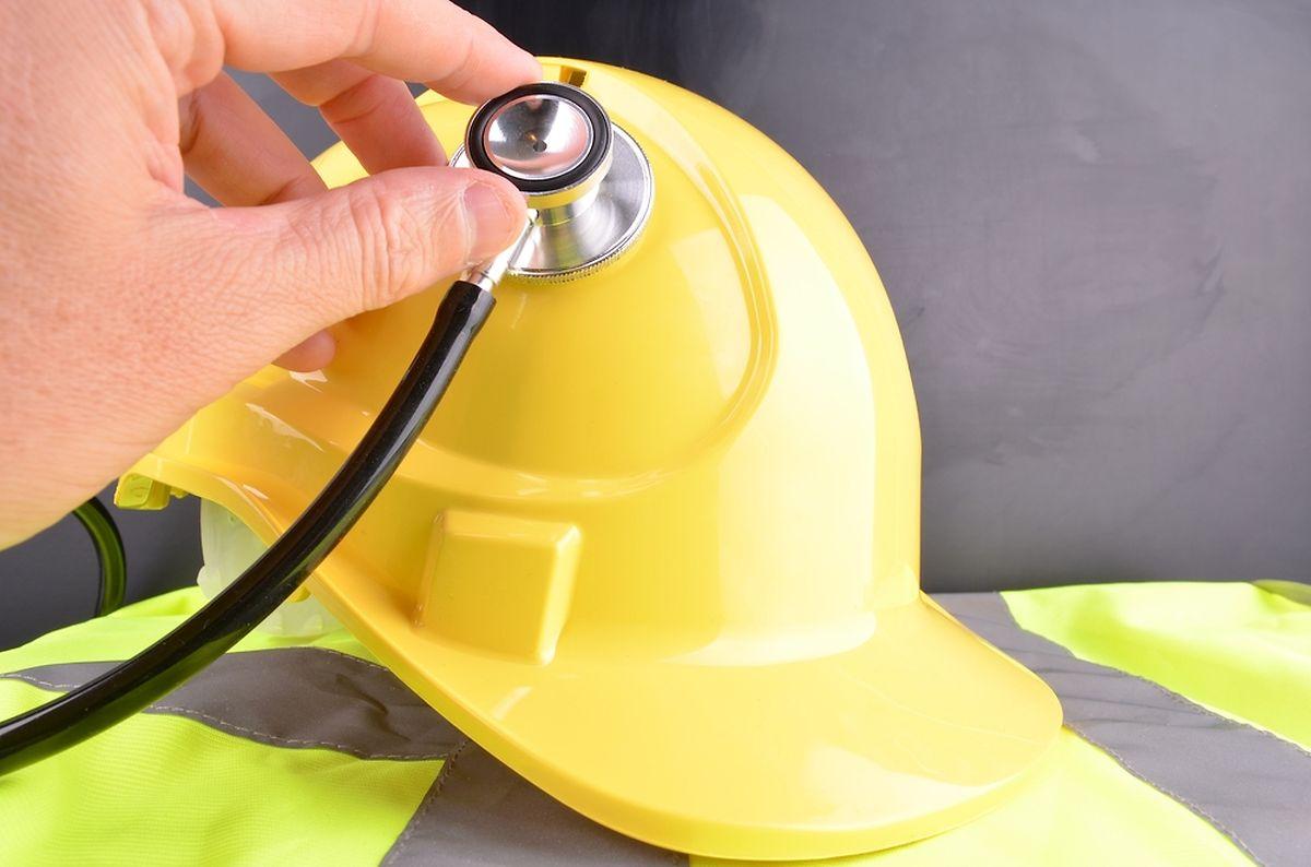 Les secteurs de l'industrie et de la construction sont particulièrement concernés par les maladies professionnelles