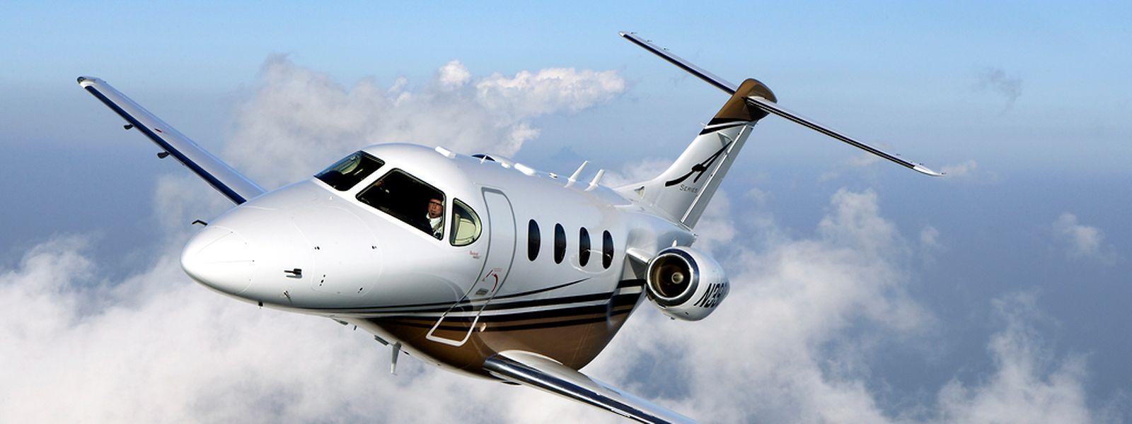 Jede zweite Geschäftsreise von luxemburgischen Einwohnern erfolgt per Flugzeug.