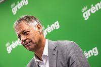 IPO.CP Déi Greng présentation remaniement gouvernemental + parlementaire.Henri Kox.Foto: Gerry Huberty/Luxemburger Wort