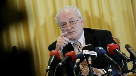 Bei der Pressekonferenz machte Robert Biever auch keinen Hehl aus seinem Unmut über die Pleiten, Pech und Pennen während der Ermittlungen.