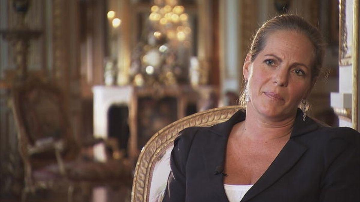 Ariane de Rothschild en 2013