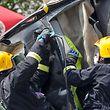 Sieben nationale Rettungsmannschaften hatten sich eingeschrieben.