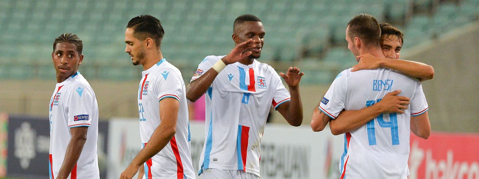 La sélection nationale a livré deux rencontres de qualité en ouverture de la Ligue des nations en septembre dernier.
