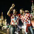 Russland präsentiert sich als offenes, gastfreundliches Land. Allerdings haben die ausländischen Fans nur die Städte und Fanmeilen gesehen.