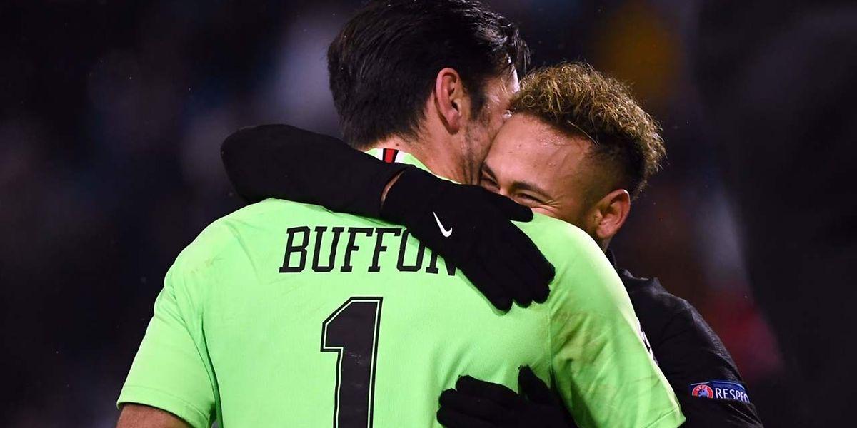Le PSG de Gianluigi Buffon et Neymar est assuré de ne pas croiser le Barça, ni le Real Madrid, ses anciens bourreaux en C1.