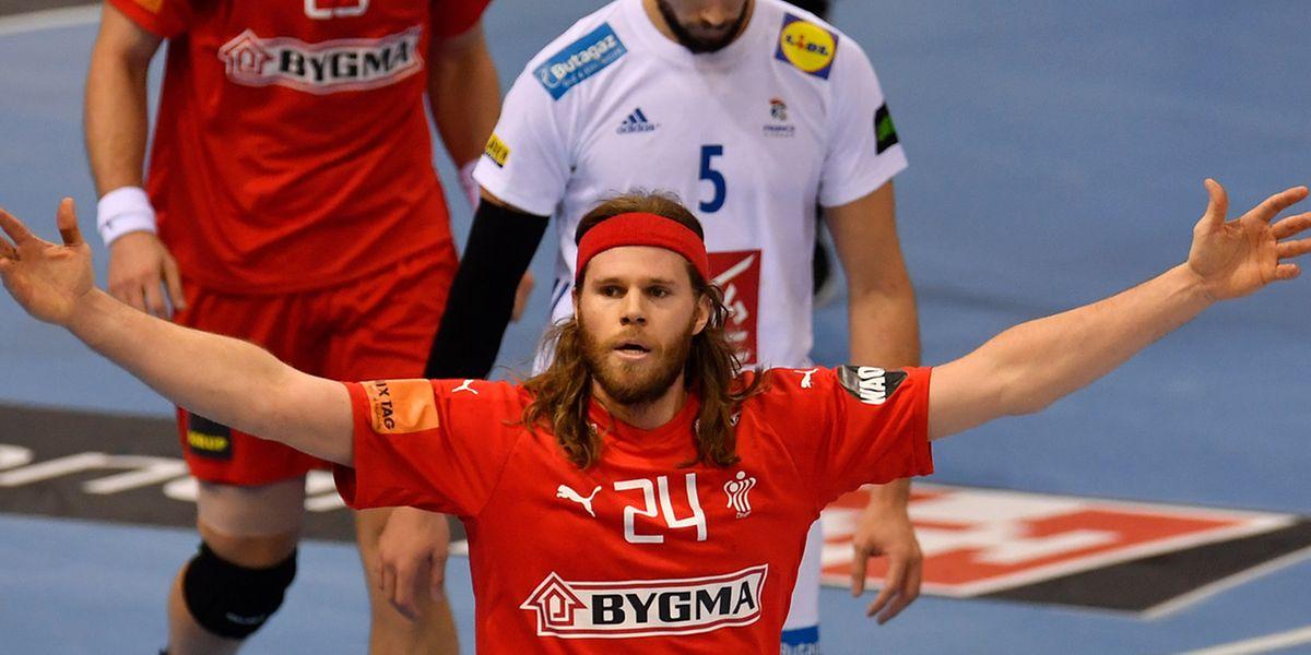 Mikkel Hansen zählt mit Dänemark zu den Favoriten.