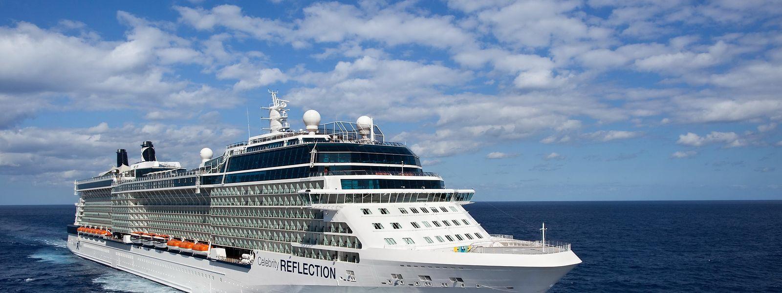 Die Celebrity Reflection ist eines der besten und luxuriösesten Großschiffe der Welt.