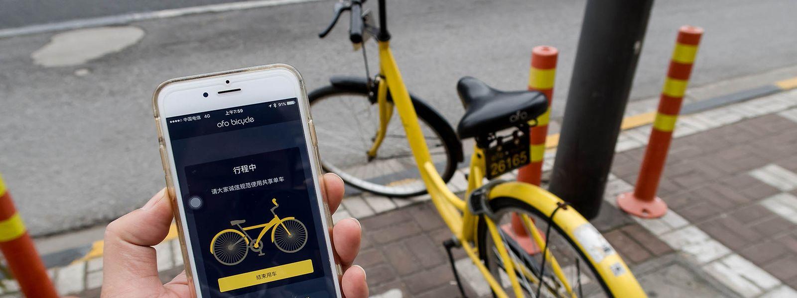 120 ans après que la Chine a importé ses premiers vélos, ses start-up de «vélo partagé» sont parties à la conquête du monde.