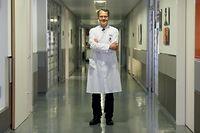 """Prof. Dr. Dirk Droste ist Arzt im """"Centre Hospitalier de Luxembourg"""" (CHL). Sein besonderes Interesse gilt der Akutversorgung und der Prävention des Schlaganfalls."""
