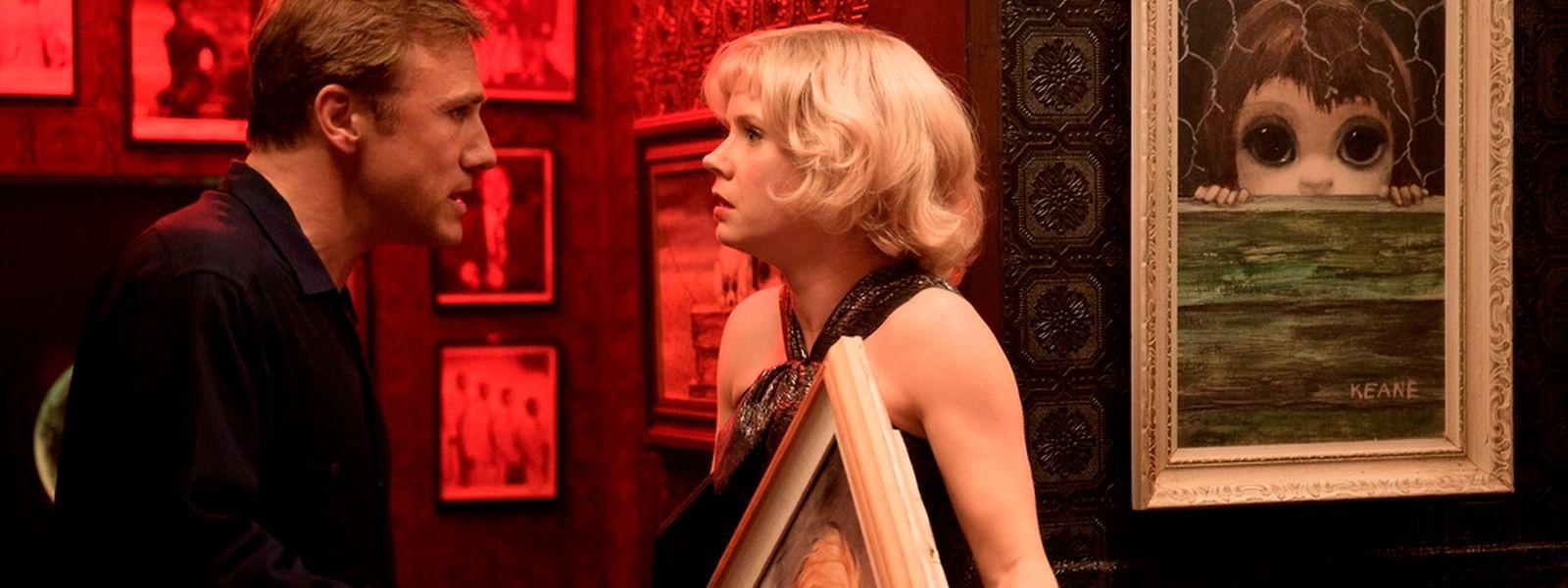Tim Burton enviou para o Luxemburgo um filme com mais olhos que barriga
