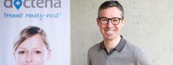 Patrick Kersten a ajouté une cinquième plateforme, autrichienne, à Doctena