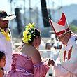 Das Kirchenoberhaupt hatte Chile im Januar besucht.