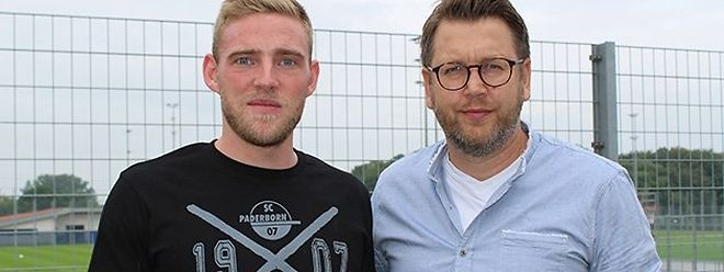 Vite fait, bien fait: Laurent Jans est un joueur de Paderborn.