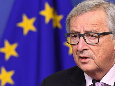 """Jean-Claude Juncker will früher als geplant ein """"Weißbuch"""" vorstellen."""