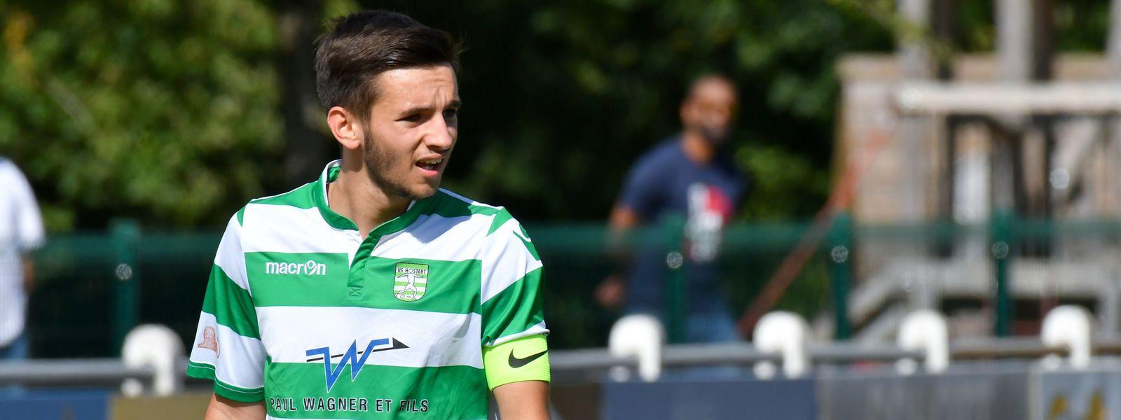 Tonangebend: Alexandre Sacras bekommt in den neuen Saison mehr Verantwortung.