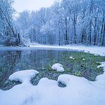 Luxemburgo. Seis graus negativos? Vaga de frio chega em força