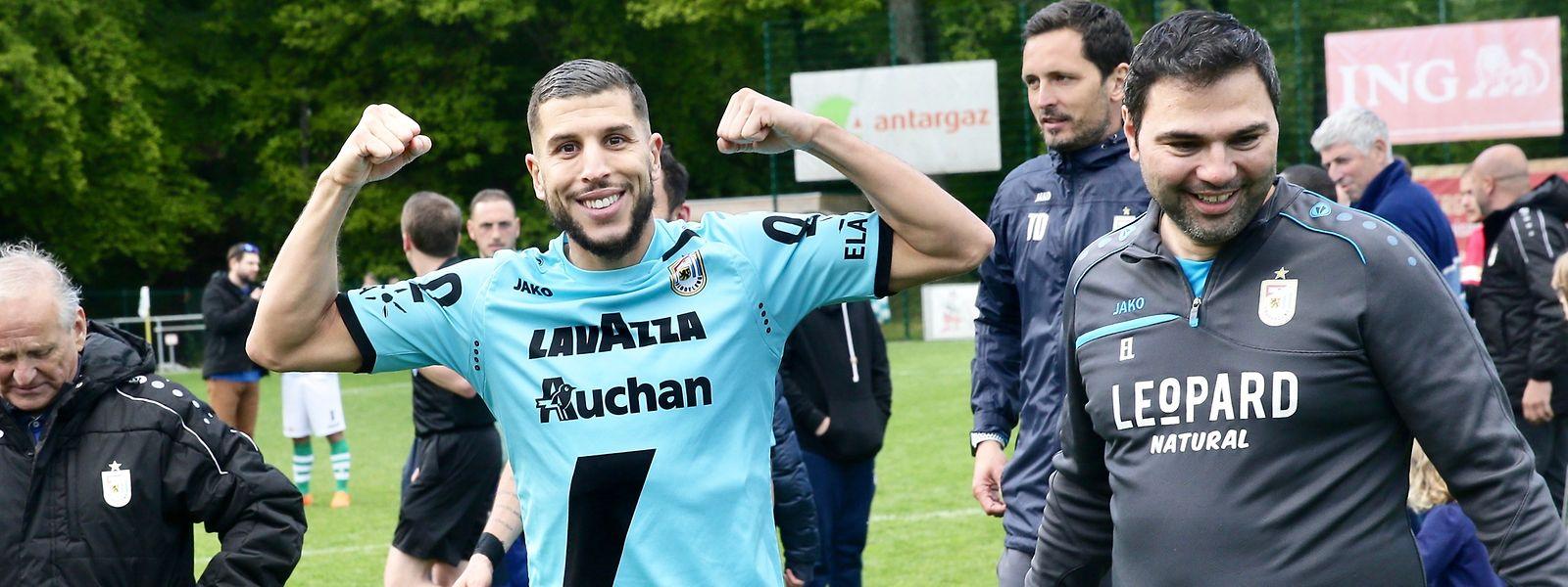 Der F91 ist zum 15. Mal in der Vereinsgeschichte Meister.