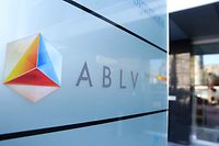 Banque ABLV, Luxembourg, le 25 Fevrier 2018. Photo: Chris Karaba