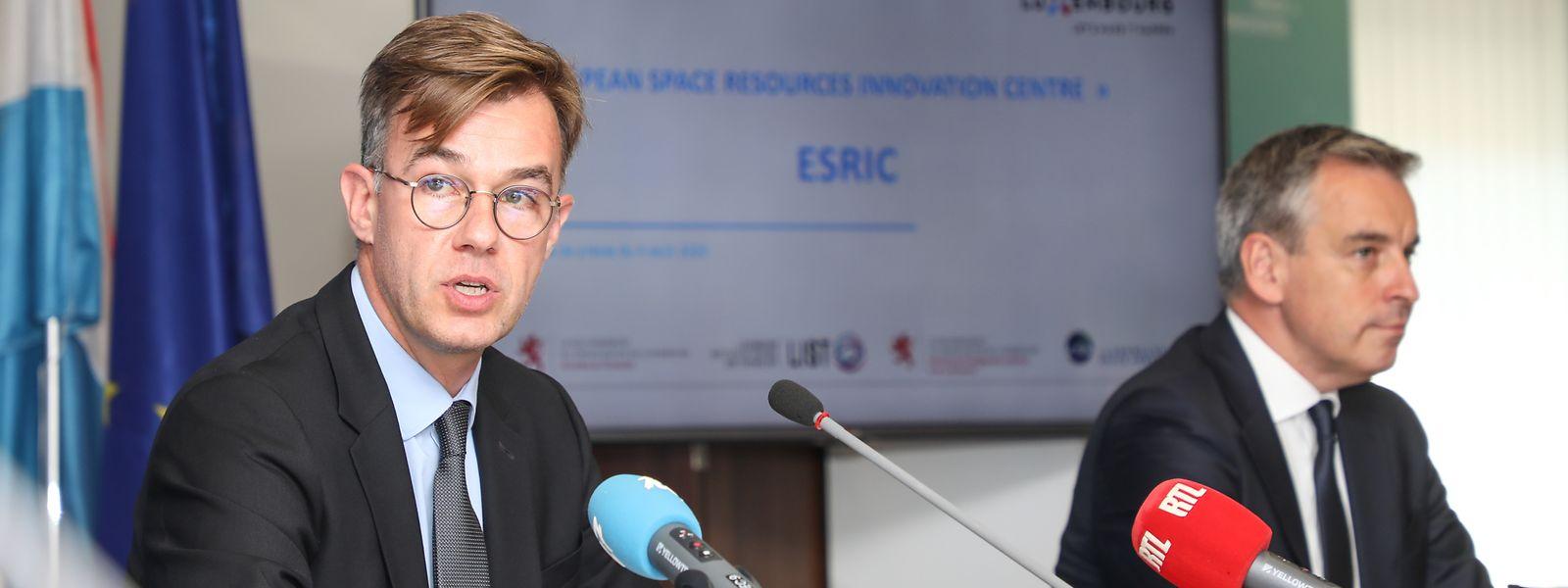 Avec un budget de 20 millions d'euros sur trois ans, l'ESRIC doit employer à terme 30 personnes, selon les données avancées mardi.