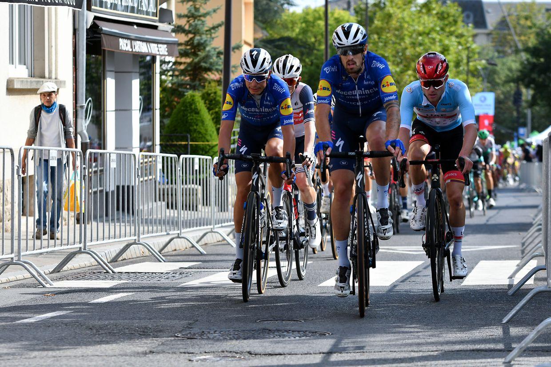 Bilder der letzten Etappe der SkodaTour de Luxembourg.
