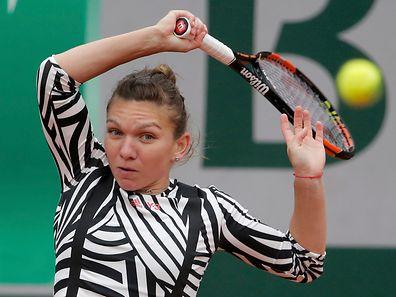 Simona Halep nahm kein Blatt vor den Mund.