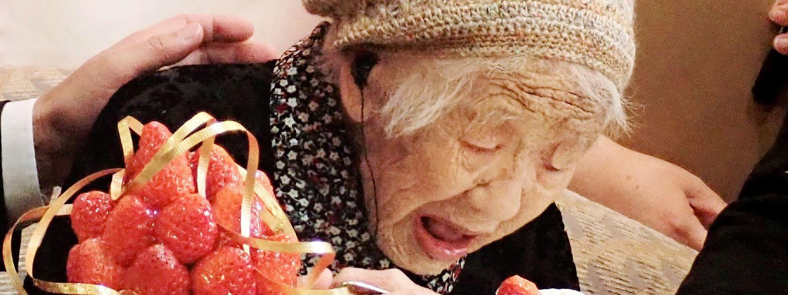 Kane Tanaka ist mit 116 Jahren nun der älteste Mensch auf der Welt.